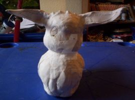 Ceramic Eevee 1 by Agrotera-Thanatos