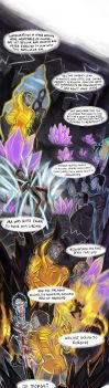 Eyes of the Swarm: Lore pt 3 by FlyingCarpets