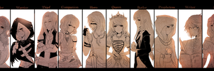 Tales of... by RinRinDaishi