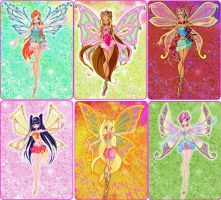 Winx Club by Theultimateclub