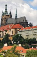 postcard from Prague by Wilithin