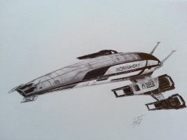 Normandy SR2 by AntonnY195