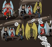 Samandriel in Purgatory Part 2 by Karacoon