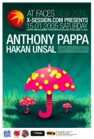anthony pappa at faces by can