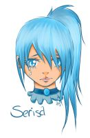 Serisa - Headshot Sketch by Jhalysz