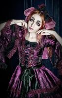 Gothic Doll by Xurdeblanco