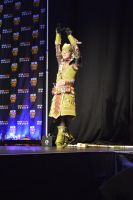 MCM Eurocosplay Masquerade 2014 Ritualist by Lady-Avalon