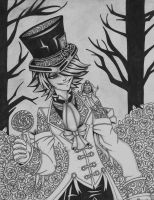 Mad Hatter by Kittyotic