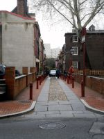 Elfreth's Alley by citynetter