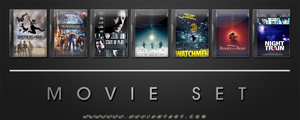Movie DVD Icons 18 by manueek