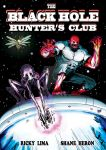 Black Hole Hunters Club #1 cover by prettygoodart