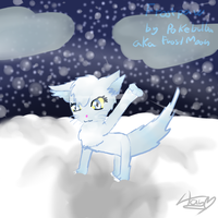 Frost kit-paw-moon by pokebulba