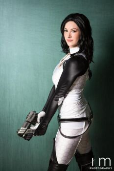 :Mass Effect: The Prodigal by AlouetteCosplay