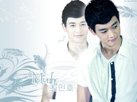 SHINee Minho Wallpaper by Hellatina