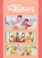 Pack Signature Taeny Couple by ryeddh20