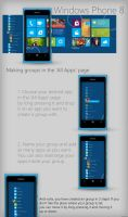 Windows Phone 8: Making Groups by RVanhauwere