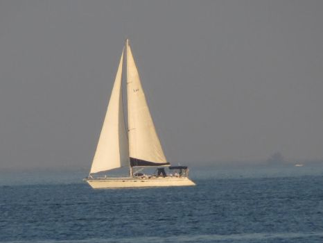 Sailboat by mtr0623