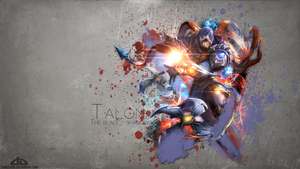 LoL - Talon Wallpaper HD by xRazerxD
