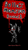 Bella's Mansion Round 1 Cover by DP5