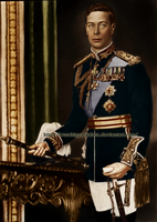 George VI: The Reluctant King by Livadialilacs