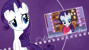 Rarity - free by DixieRarity