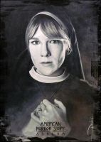 Sister Mary Eunice by DavidDeb