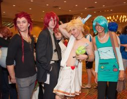 Culture Clash by OotoriGroupCosplay