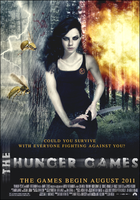 The Hunger Games by skellingt0n