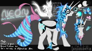 Neonlights Sketchsheet by Equive