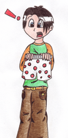 Polka Dotted Underwear OOO: by Gigglecub