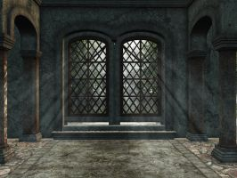 The Dark Chapel sunlit version by ED-resources