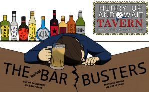 The Bar Buster by The-Brade