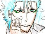 Grimmjow by Fran48