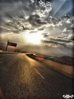 On The Way by mariam-roshdy