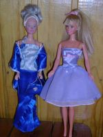 barbies by fantasia-joven