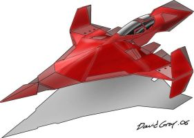 My Personal Jedi Starfighter by Raziel1000