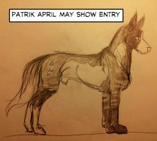 Patrik April - May 2013 Show by Coplins