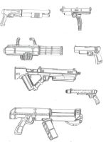 Saga Weapons Pt.7 by cpi
