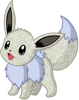Shiny Eevee - #133 by RandomDrawerOfArt