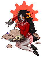 Happy 12th Perigee's Eve Aradia! by Zee-Rage-Man