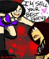 Love to Kill Your Best Friend by Shinkumancer