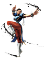 Chun Li SF4 by JohnnytheKnight