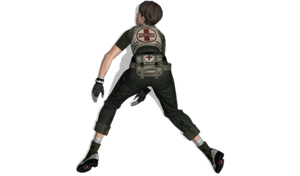 Rebecca Chambers Out 4 by FallenParty