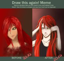 Draw This Again Meme by Jayne-Zee