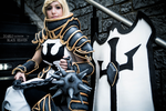 Johanna Crusader Diablo 3 by Bamz-OSully