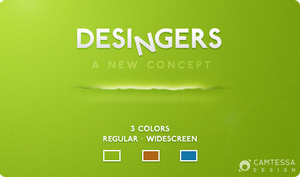 DESINGERS - A New Concept by RuizDesign