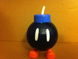 Bob-omb Repainted by dishbitch