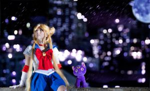 Sailor Moon cosplay by mayuyu0405