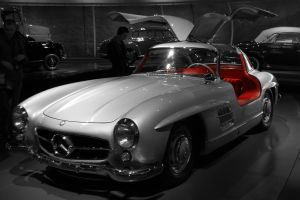 Mercedes-Benz 300 SL by lfpaiva