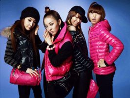 2NE1 by cool-colours